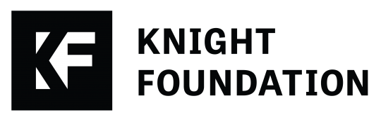 Knight Foundation Logo Blog